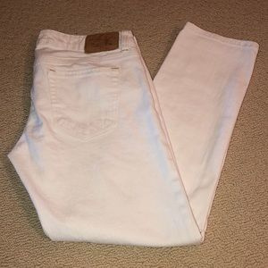 AE American eagle cropped jeans 6